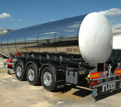 Track & trace tankcontainers