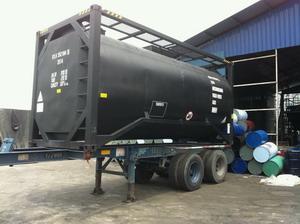 Fleetmanagement tankcontainers