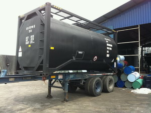 Fleetmanagement tankcontainers