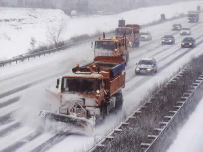 Ritregistratie strooiwagens en sneeuwschuivers